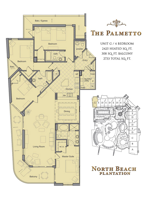 North beach towers floor plans myrtle beach oceanfront for Beach house tower plans