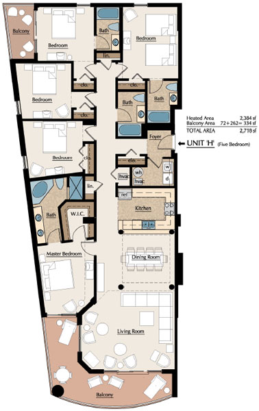 Back To Floor Plan Overview